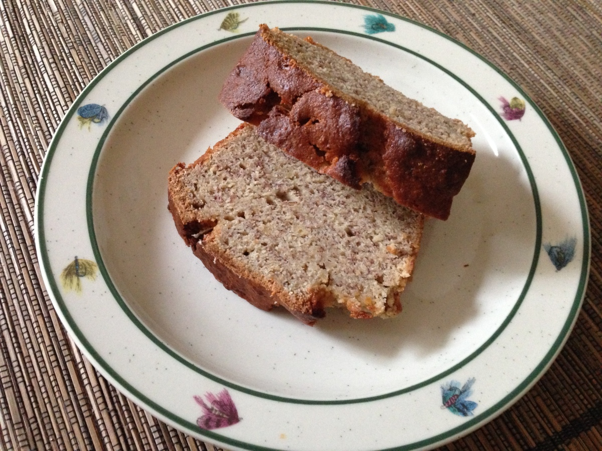 Wild Eats: Banana Bread Recipe