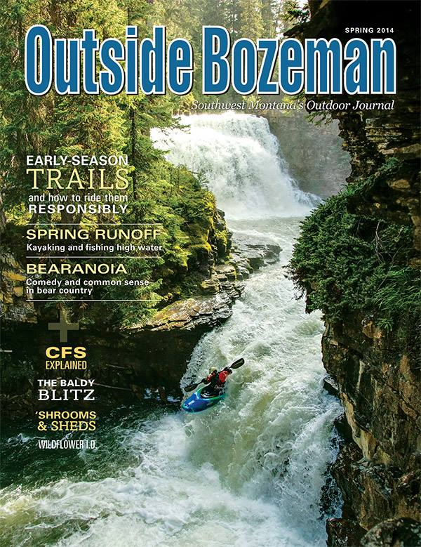 Check Out My Article, 'For Love of the Fly' in Outside Bozeman's Spring Issue